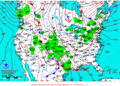 2013-02-21 Surface Weather Map NOAA.png