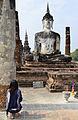 201312131203b HL ps Sukothai, Wat Mahathat.jpg