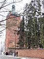 2013 Clock tower in Płock - 01.jpg