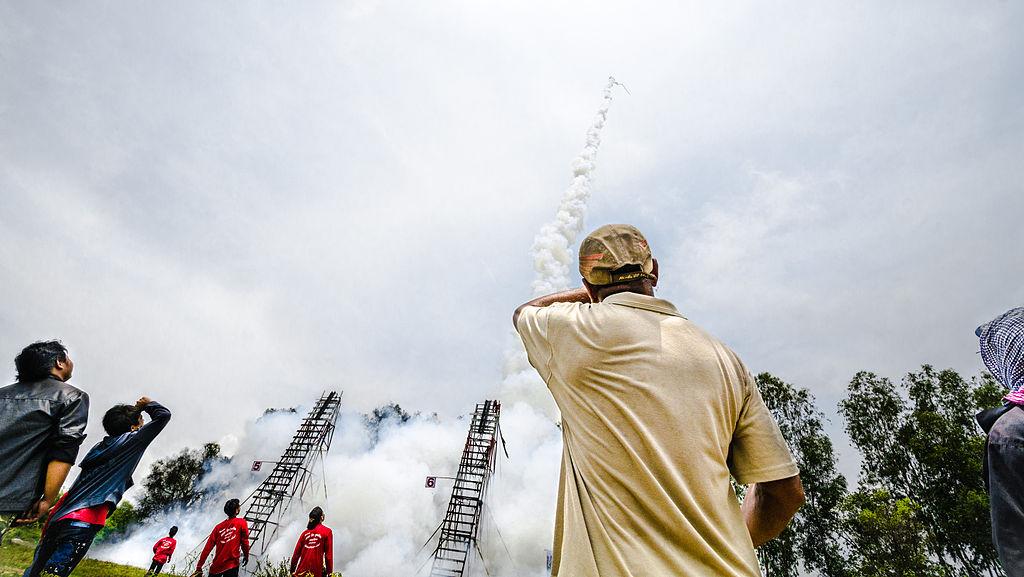 2013 Yasothon Rocket Festival 10