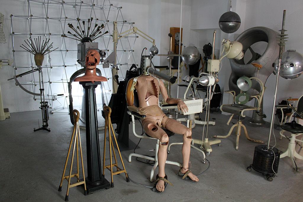 Designpanoptikum, musée surréaliste d'objets industriels à Berlin - Photo d'Anagoria.