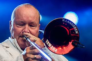 Nils Landgren (musician) Swedish musician