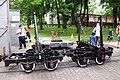 2014 Wózki do przewozu dłużyc na KP Maltanka w Poznaniu (2).jpg