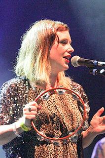 Rachel Goswell British singer-songwriter