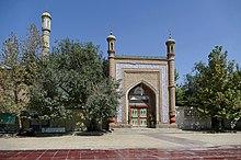 2015-09-12-123007 - Moschee beim Grabmal der Amann Shahan Isa Khan.jpg