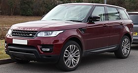2015 Land Rover Range Rover Sport HSE 3.0 Front.jpg