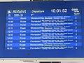 2016-01-03 (2) LCD display at Bahnhof Payerbach-Reichenau.jpg