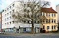 2016-03-06 Kopernikusstraße 1, 1A Hannover, ehemals Standort Berliner Warenhaus Gebrüder Wolf, (01).JPG