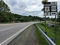 2016-06-03 10 46 57 View north along U.S. Route 11 (Commerce Road) just south of Statler Boulevard (Virginia State Route 261) in Staunton, Virginia.jpg