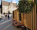 2016 Maastricht, Stationsplein, aanleg fietsgarage 02.jpg