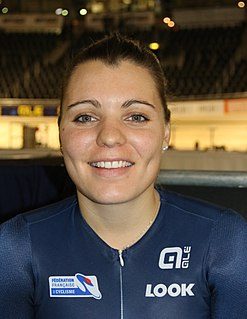 Laurie Berthon French cyclist