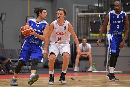 20180913 FIBA EM 2021 Pre-Qualifiers Austria vs. Cyprus Sizopoulos Lanegger 850 5747.jpg