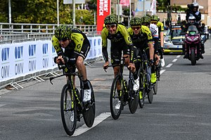 20180922 UCI Road World Championships Innsbruck Team Mitchelton Scott 850 6775.jpg