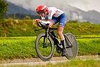 20180924 UCI Road World Championships Innsbruck Women Juniors ITT Georgi Pfeiffer DSC 7735.jpg