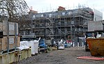 2018 Woolwich Crossrail Station construction site 23.jpg