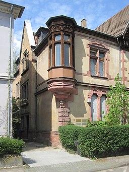 Zähringerstraße in Saarbrücken