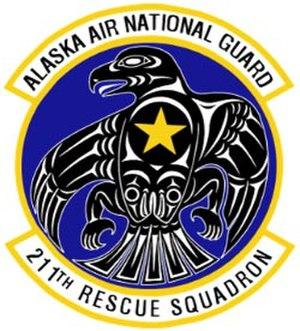 211th Rescue Squadron - Image: 211th Rescue Squadron emblem