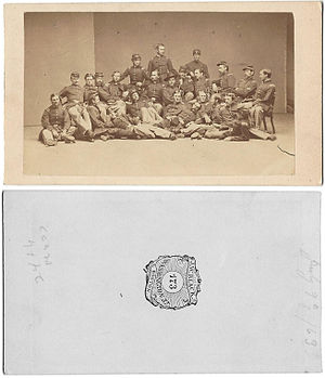 24th Regiment Massachusetts Volunteer Infantry - Unit in July 1863