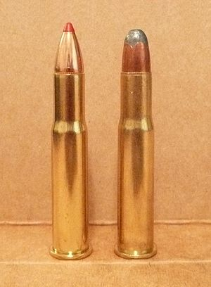 .32 Winchester Special - Image: 32 Winchester Special