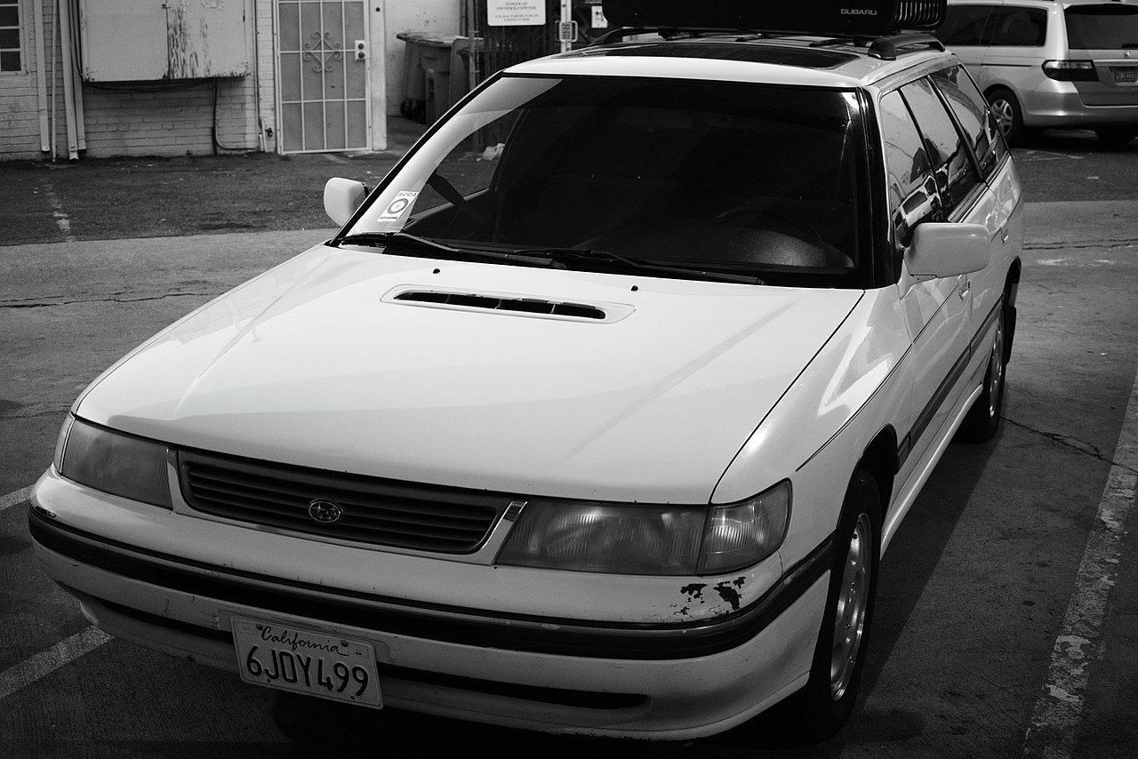 Subaru legacy first generation wikiwand fandeluxe Images
