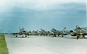36th Tactical Fighter Squadron - F-100s