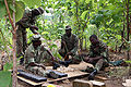 3rd Company, Beninese Army soldiers on range at Bembèrèkè 2009-06-12 1.JPG