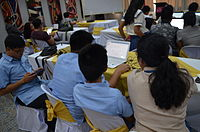 3rd Waray Wikipedia Edit-a-thon 11.JPG