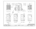 4-10 Grove Street (Row Houses), New York, New York County, NY HABS NY,31-NEYO,39- (sheet 1 of 7).png