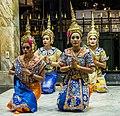 4Y1A1018 Thai Dance troupe at Erawan Shrine (32814762124).jpg