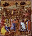 4 Andrea di Bartolo. Christ Taken Prisoner. c. 1400, Paris, Private coll..jpg
