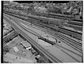 5. 'A' INTERLOCKING TOWER AND TURNTABLE BEHIND UNION STATION. 030167pv.jpg