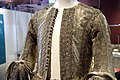 5. Garter suit. Belonged to Charles Stuart, Frances Stuart Teresa's husband. National Museum of Scotland, Edinburgh, Scotland, UK.jpg
