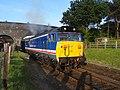 50026 Indomitable at Weybourne, June 2016.jpg