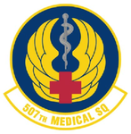 507th Medical Squadron emblem.png