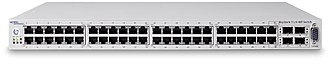 Power over Ethernet - Avaya ERS 5500 switch with 48 Power over Ethernet ports