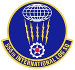 555 International Logistics Sq emblem.png