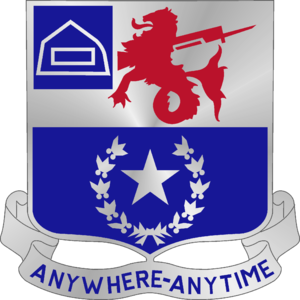 57th Infantry Regiment (United States) - Image: 57 Inf Rgt DUI