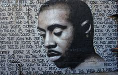Mural of Nas at 5 Pointz