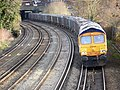 66710 Mountfield Sidings to West Burton Power station 4E19 gypsum (11290036613).jpg