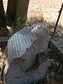 66 - 3. Probluz - Žulový balvan věnovaný saskému npor. a pobočníku 1. pěší brigády Adolfu von Stieglitz.jpg