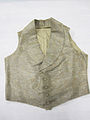 67-332-A Waistcoat, Admiral Lord Nelson, Obverse. (5435744383).jpg