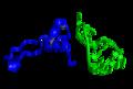 6CYT HIV Tat TAR complex.png