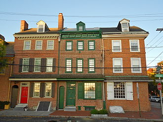 Widow Maloby's Tavern - Image: 700 704 S Front Philly