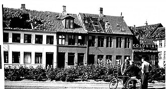 1944 explosion in Aarhus - Image: 7487070 70 r siden eksplosionen p aarhus havn 3