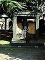 9145 - Milano - Carlo Maciachini, Sezione israelitica del Cimitero Monumentale (1866) - Foto Giovanni Dall'Orto, 25-Sept-2007.jpg
