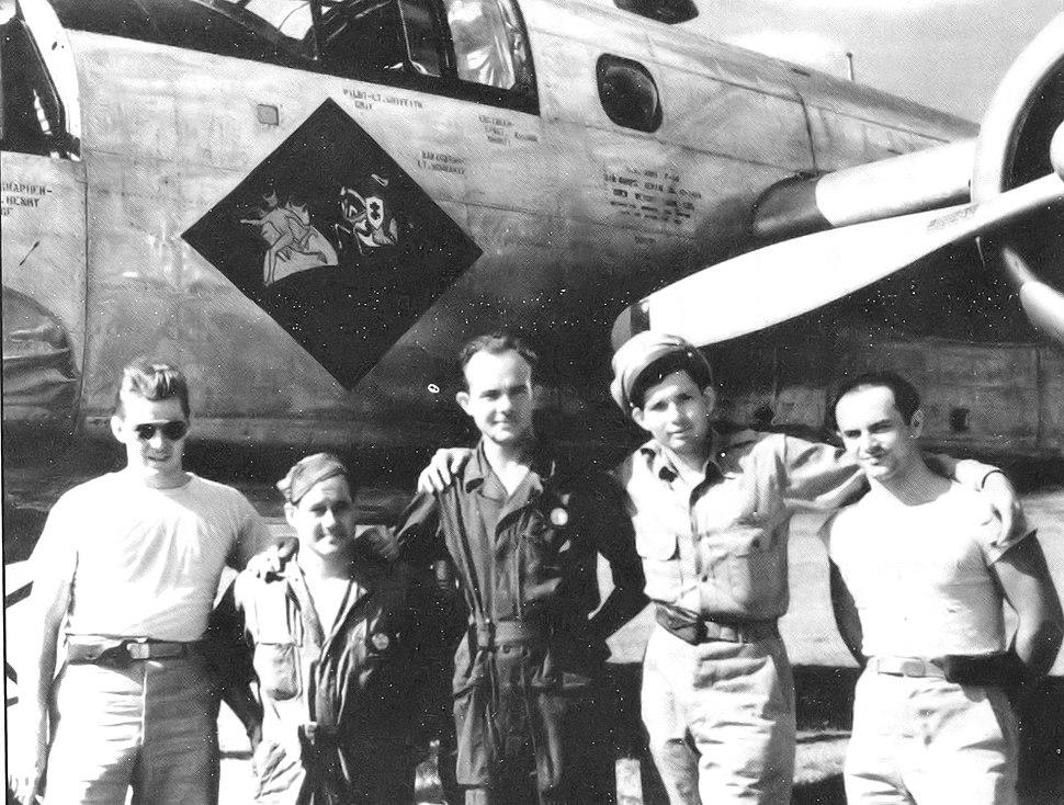 91st Photographic Mapping Squadron - Flight B - B-25 Mitchell