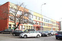 97th primary school in Wroclaw 2014.JPG