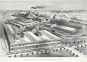 Holly Steam Combination Company - Image: ADSV headquarters 1911