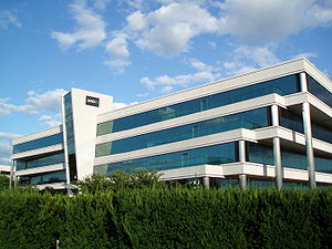 Advanced Micro Devices - AMD campus in Markham, Ontario, Canada, formerly ATI headquarters