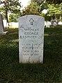 ANCExplorer Thomas George Lanphier Jr. grave.jpg